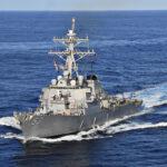 US Embassy Reacts To MEA Statement Raising 'Concerns' Over India's EEZ Violation By USS John Paul Jones