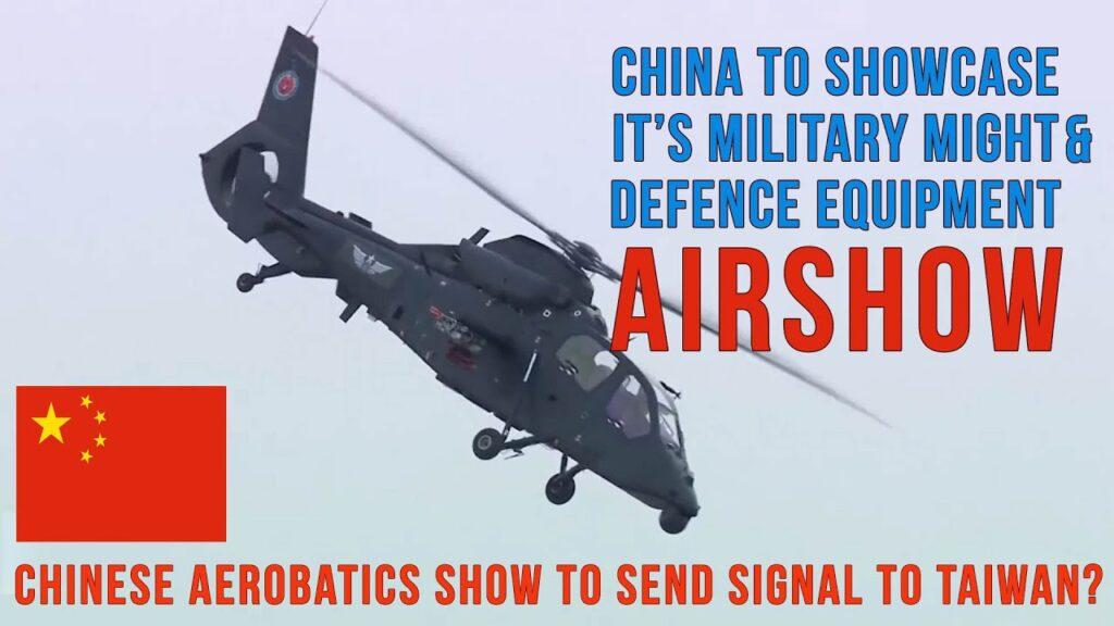 china airshow aerobatics
