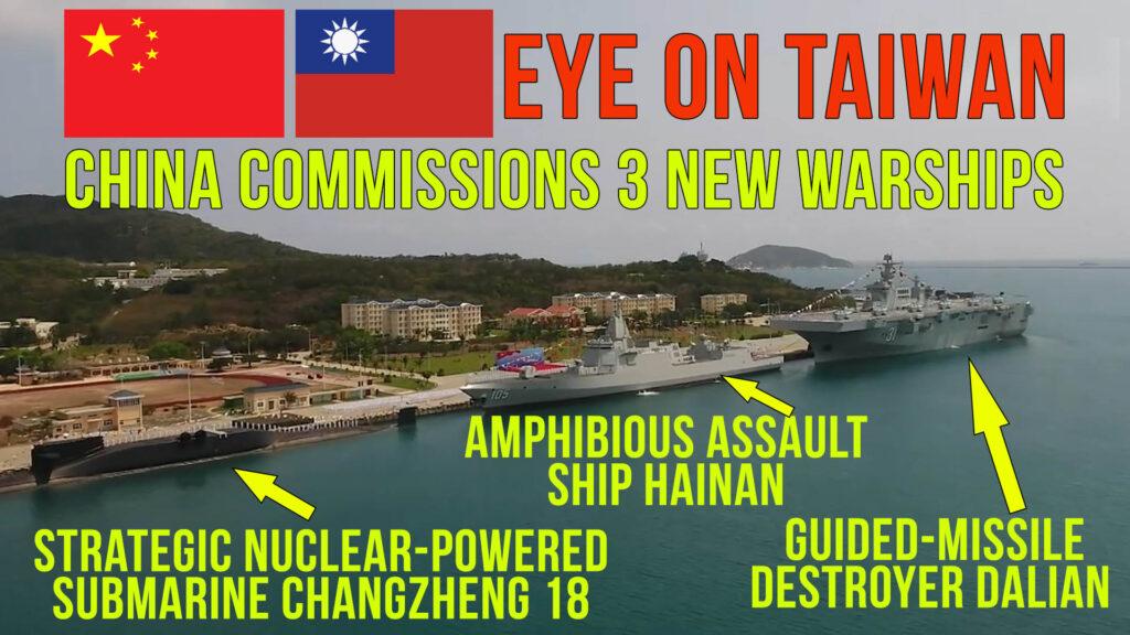 eye on taiwan