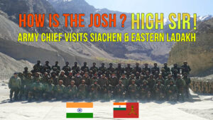indian army- josh is high