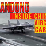 Inside China's Second Aircraft Carrier Shandong | Ready For High Seas!