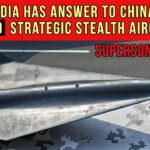 Does India Has Answer To China's This Strategic Stealth Aircraft? | Near Space Phenomenon