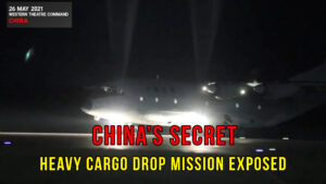 china airdrop mission