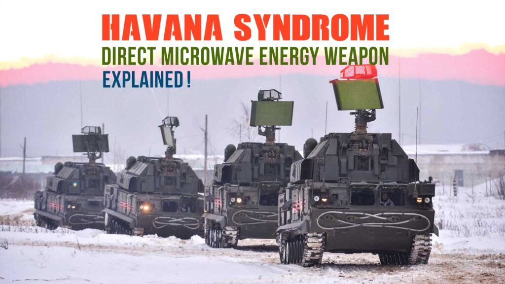 havana syndrome symptoms caused by microwave weapons