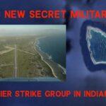China's New Secret Military Base | UK Carrier Strike Group In Indian Ocean | LCA Mk2 Development