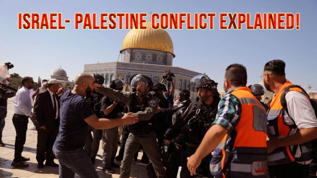 israel - palestine